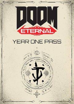 DOOM Eternal Year One Pass PC - DLC