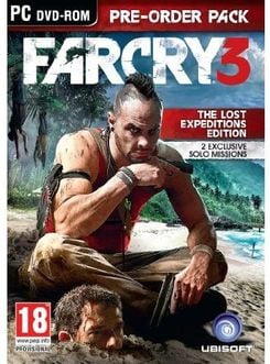 Far Cry 3 - The Lost Expeditions Edition (PC)