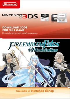 Fire Emblem Fates: Revelation 3DS