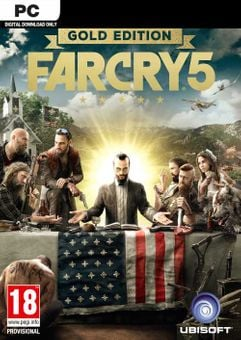 Far Cry 5 - Gold Edition PC (US)