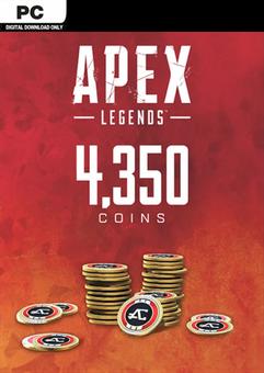 Apex Legends 4350 Coins VC PC