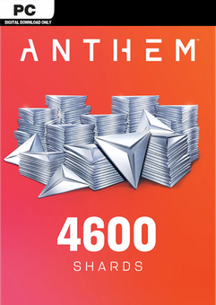 Anthem 4600 Shards Pack PC