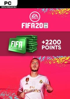 FIFA 20 PC + 2200 FIFA Points Bundle