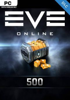 EVE Online - 500 Plex Card PC