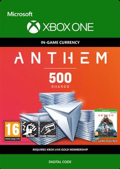 Anthem 500 Shards Pack Xbox One