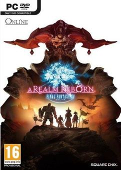 Final Fantasy XIV 14: Standard Edition PC