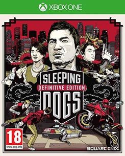 Sleeping Dogs Definitive Limited Edition Xbox One
