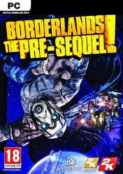 Borderlands The Pre-sequel PC (WW)