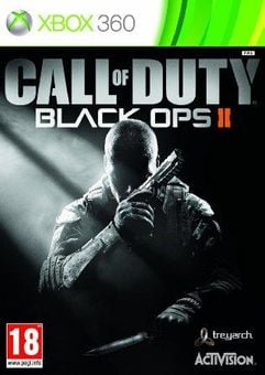 Call of Duty: Black Ops II 2 Xbox 360