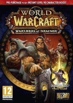 World of Warcraft: Warlords of Draenor - Pre-Purchase Box PC/Mac