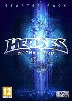 Heroes of the Storm Starter Pack PC/Mac