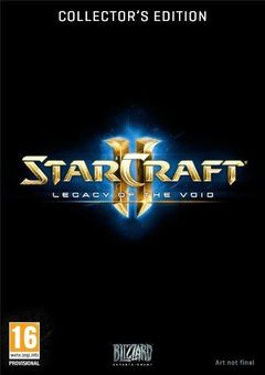 Starcraft 2: Legacy Of The Void Collector's Edition PC/Mac