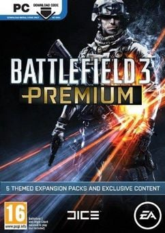 Battlefield 3: Premium Expansion Pack (PC)