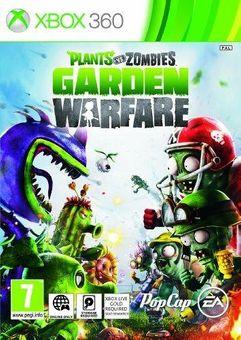 Plants Vs Zombies: Garden Warfare Xbox 360
