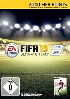 FIFA 15 2.200 FUT Points PC German Version
