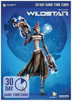 WildStar 30 Day Game Time Card PC