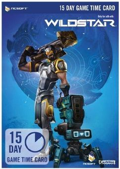 WildStar 15 Day Game Time Card PC