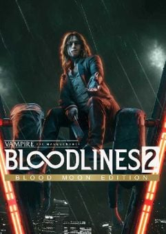 Vampire: The Masquerade - Bloodlines 2: Blood Moon Edition PC