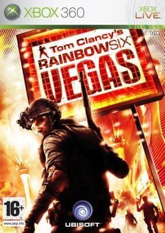 Tom Clancy's Rainbow Six: Vegas Xbox 360 - Digital Code