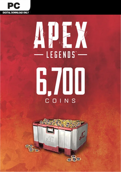 Apex Legends 6700 Coins VC PC