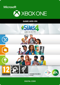 The Sims 4 - Bundle 3 Xbox One