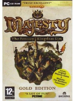 Majesty: Gold Edition - Majesty and Northern Expansion (PC)