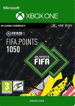 FIFA 20 - 1050 FUT Points Xbox One (WW)
