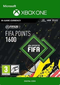 FIFA 20 - 1600 FUT Points Xbox One