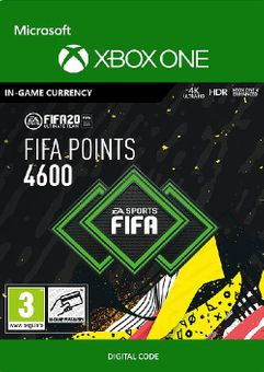 FIFA 20 - 4600 FUT Points Xbox One