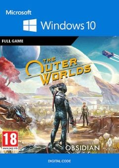 The Outer Worlds - Windows 10 PC