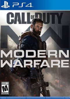 Call of Duty: Modern Warfare PS4 (UK)