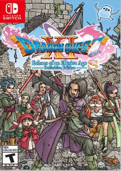DRAGON QUEST XI 11 S Echoes of an Elusive Age – Definitive Edition Switch (EU)