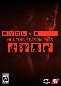 Evolve Hunting Season Pass PC
