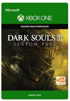 Dark Souls III 3 Season Pass - Xbox One Digital Code