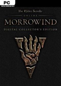 The Elder Scrolls Online - Morrowind Collectors Edition PC