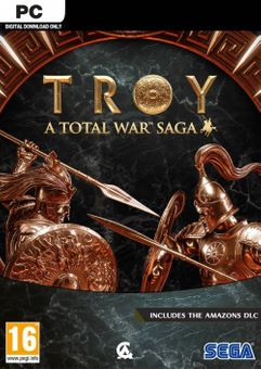 Total War Saga: TROY Limited Edition PC