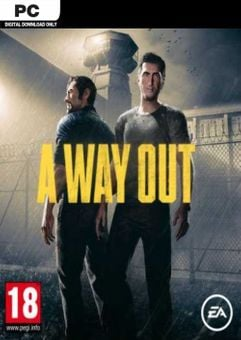 A Way Out PC (EN)