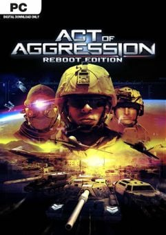 Act of Aggression - Reboot Edition PC