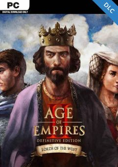 Age of Empires II Definitive Edition - Lords of the West PC - DLC