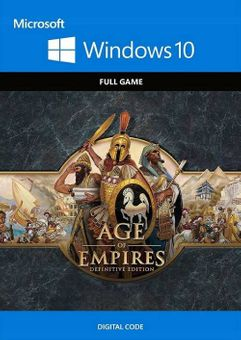 Age of Empires Definitive Edition - Windows 10 PC (UK)