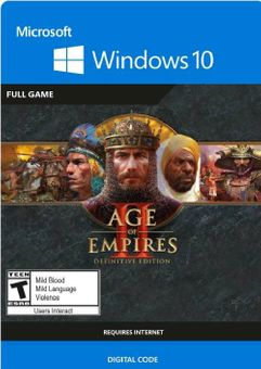 Age of Empires II:  Definitive Edition - Windows 10 PC (UK)