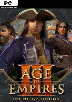 Age of Empires III: Definitive Edition Windows 10 PC (UK)