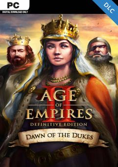 Age of Empires II: Definitive Edition - Dawn of the Dukes PC - DLC