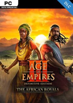 Age of Empires III: Definitive Edition - The African Royals PC - DLC