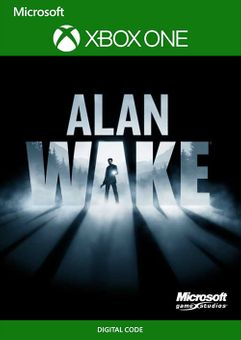 Alan Wake Xbox One