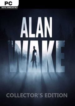 Alan Wake Collector's Edition PC