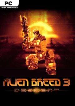 Alien Breed 3 Descent PC