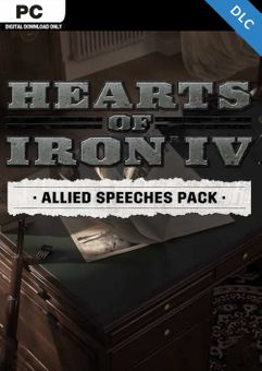 Hearts of Iron IV: Allied Speeches Music Pack DLC