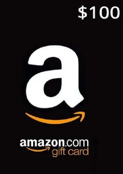 Amazon 100 USD Gift Card