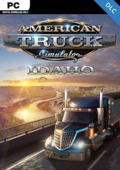 American Truck Simulator - Idaho PC - DLC